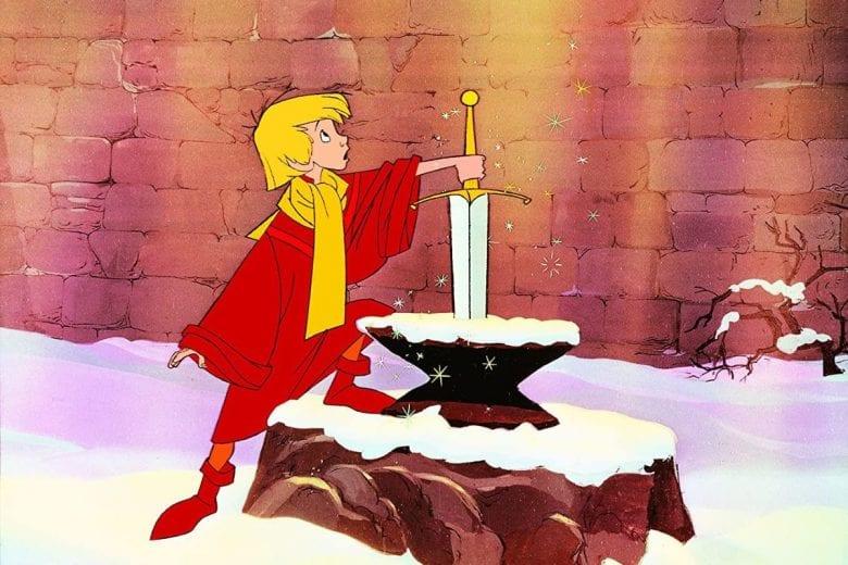 lenda do Rei Arthur