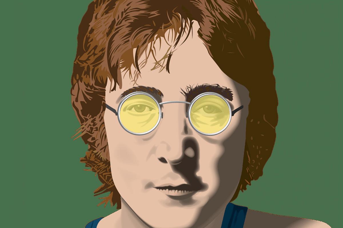 John Lennon morto por fã