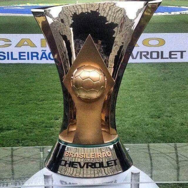 Quem levantará essa taça do Brasileirão?