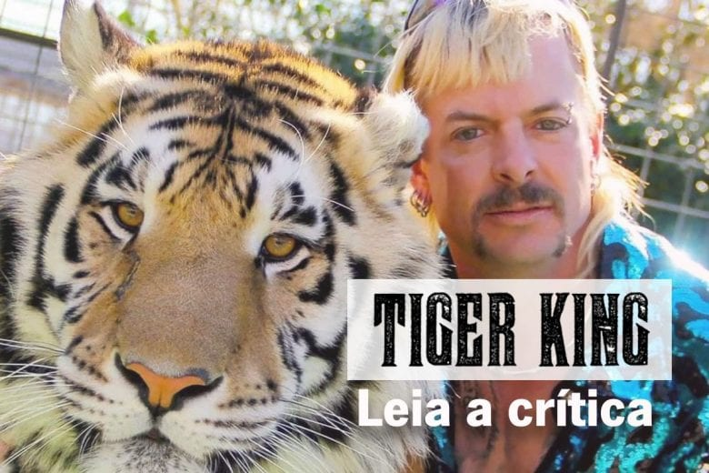 tiger king crítica