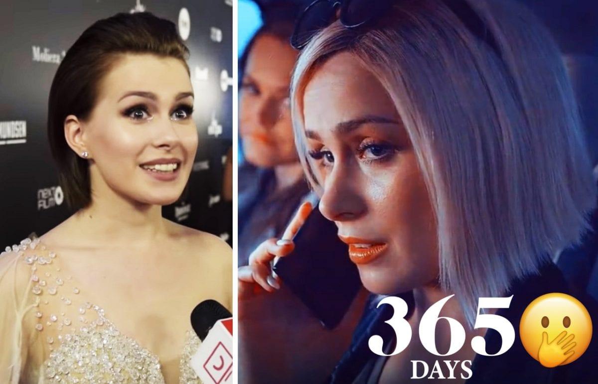 '365 Dni': Atriz deixa escapar grande spoiler da sequência, veja