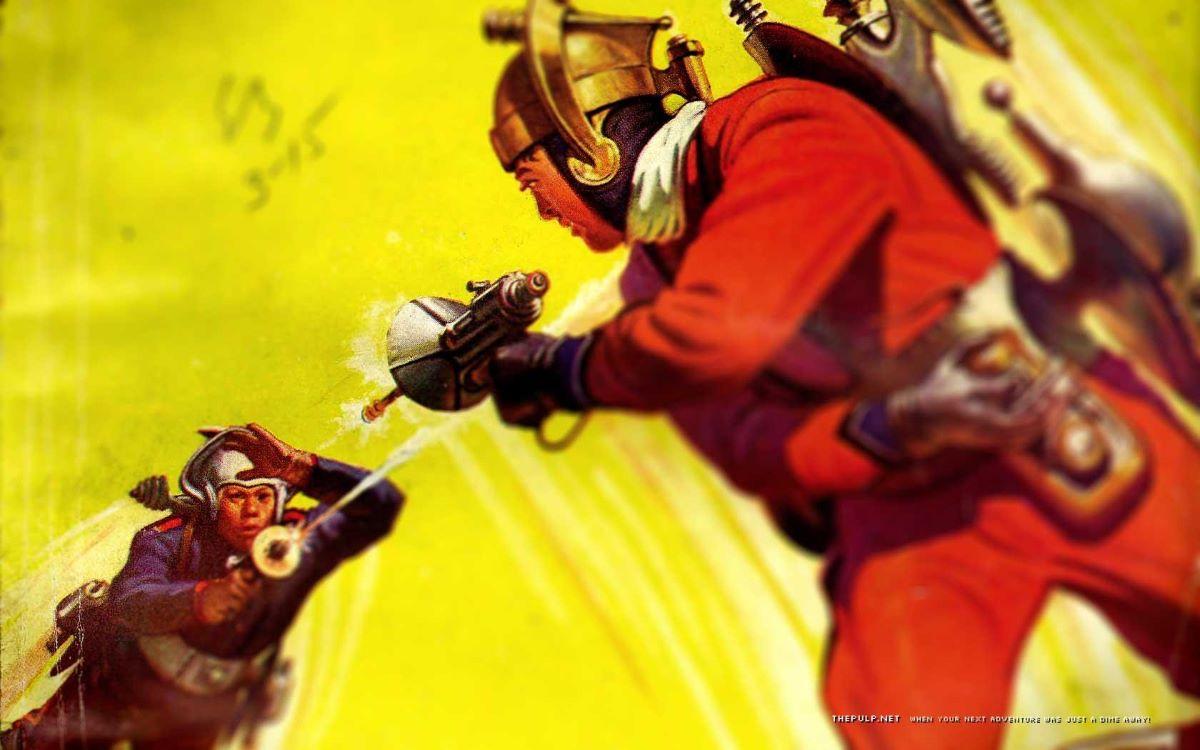 Conheça as revistas pulp – O berço da cultura nerd