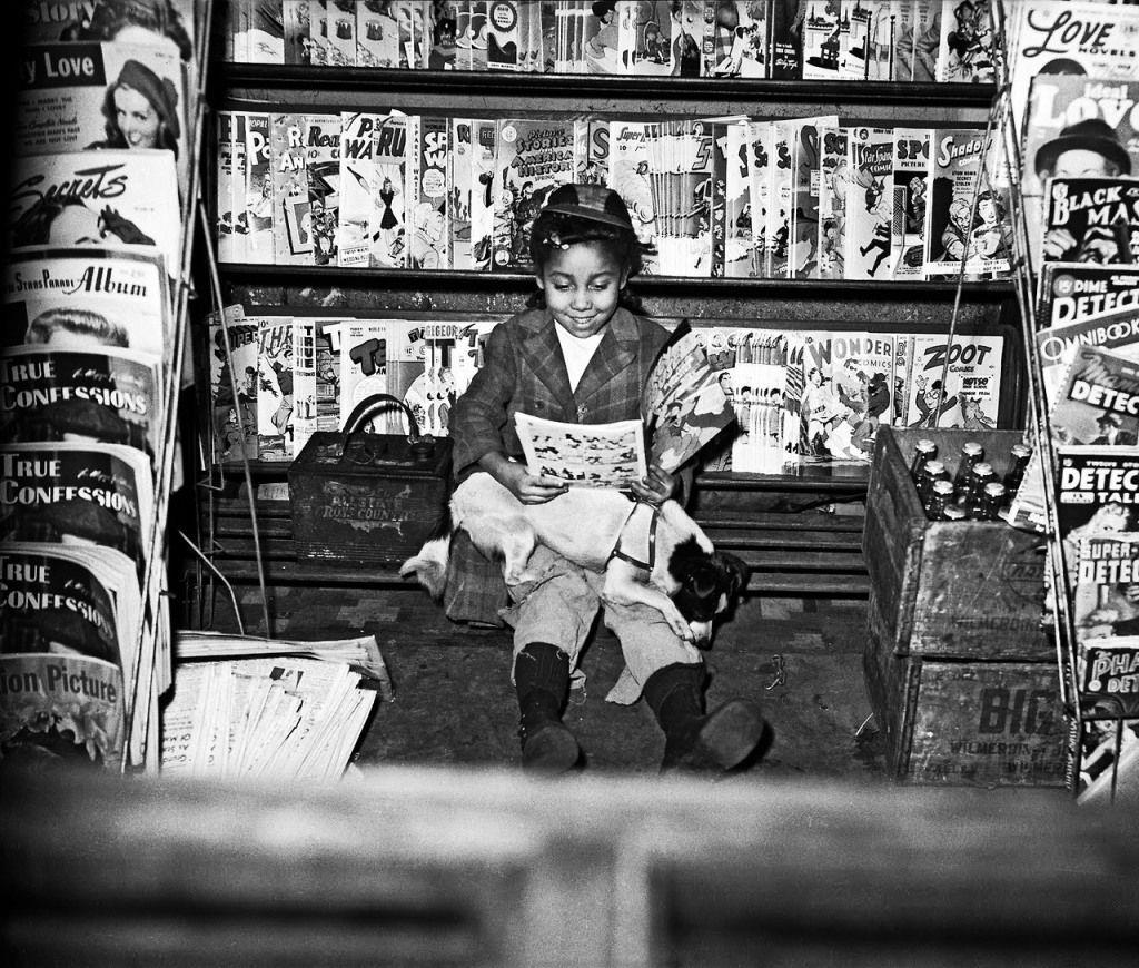 revistas pulp e universo nerd
