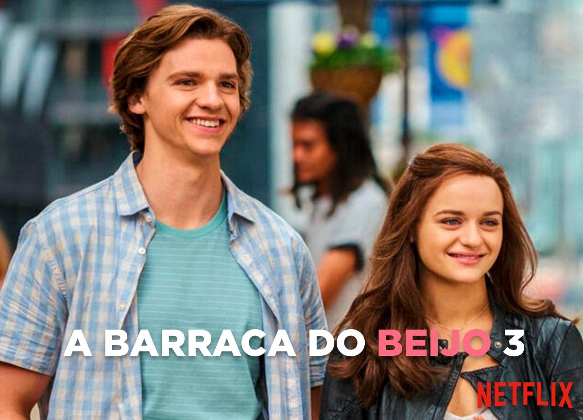 Após sucesso do 2º filme, elenco confirma 'A Barraca do Beijo 3'