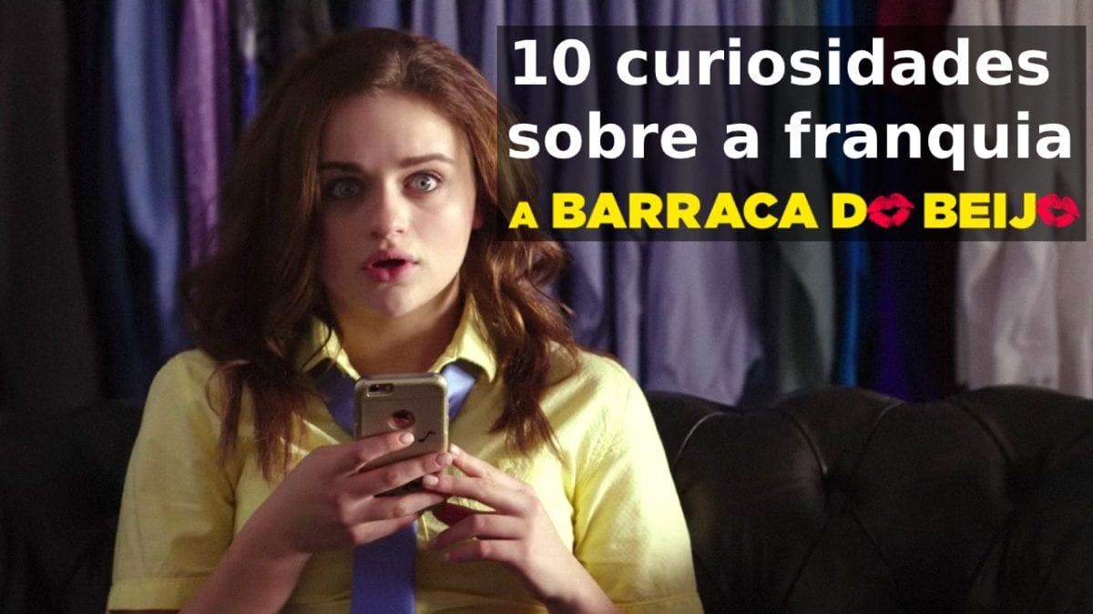 'A Barraca do Beijo': Confira 10 curiosidades sobre a franquia