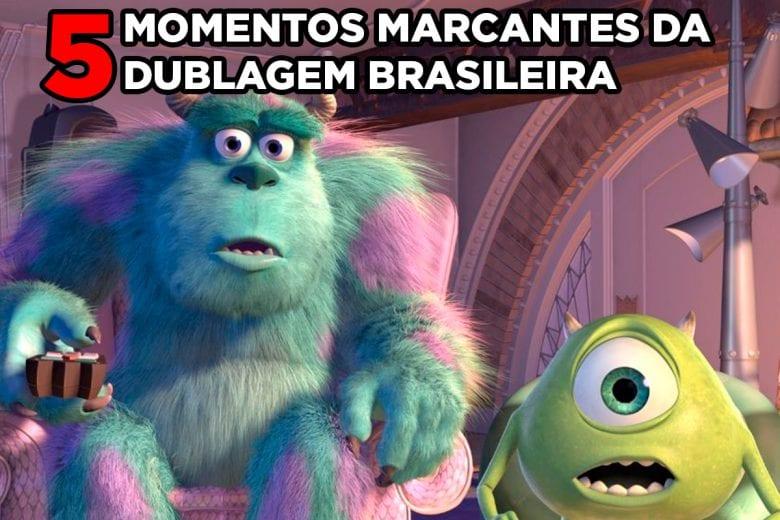 dublagem brasileira