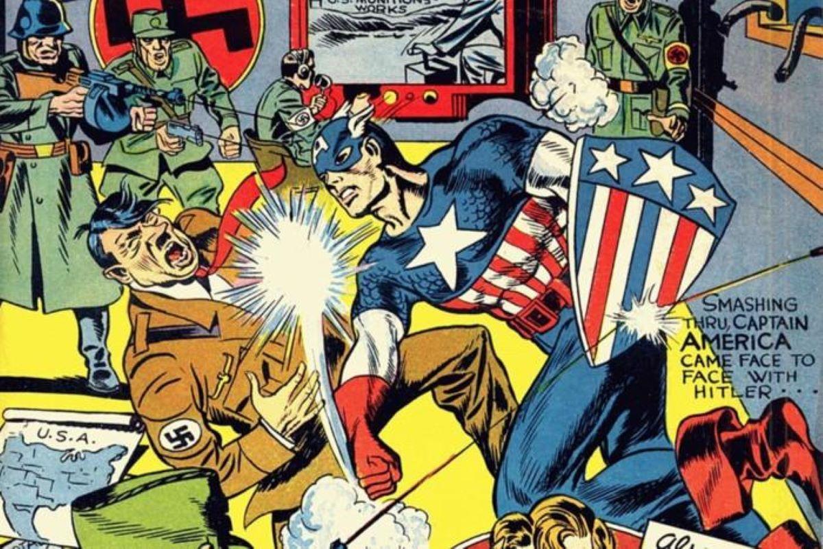 Quadrinhos: Como contribuíram para a propaganda americana na 2ª GM
