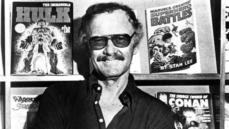 quadrinhos Stan Lee