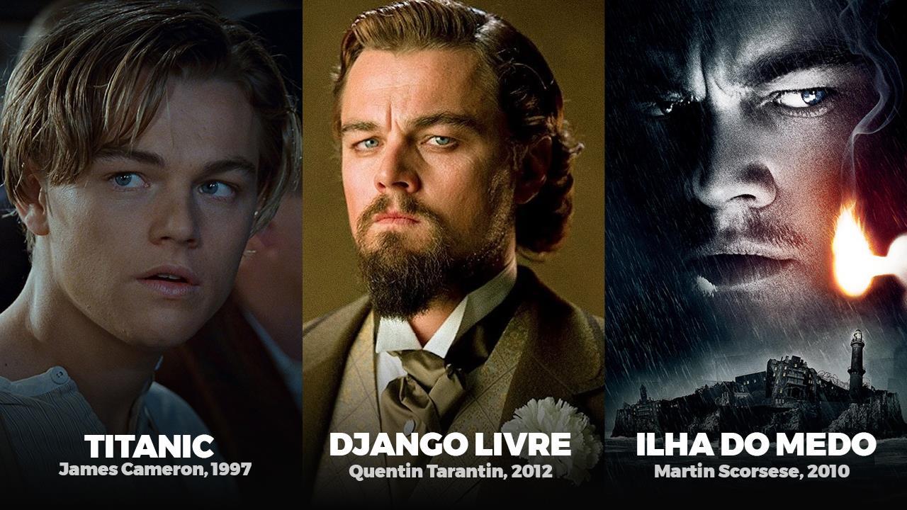 Leonardo DiCaprio menção honrosa