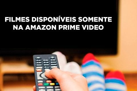 filmes na Amazon Prime Video