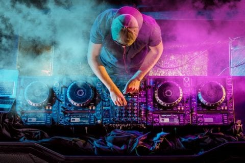 DJs universitários
