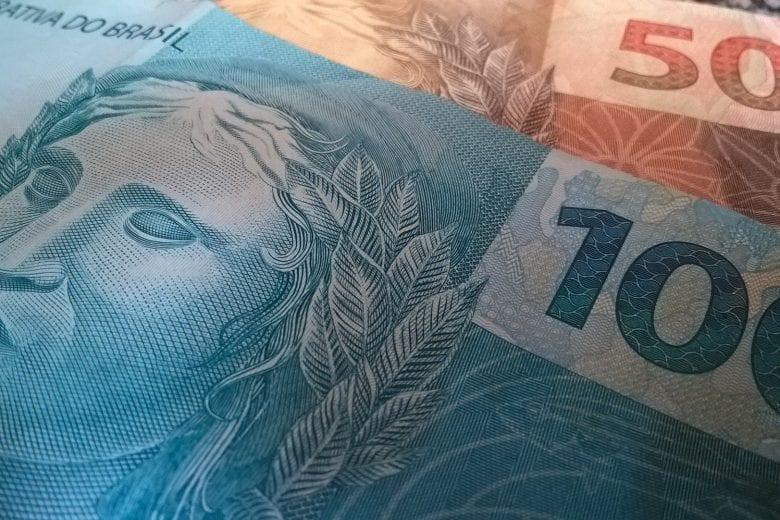 Nota de 200 reais