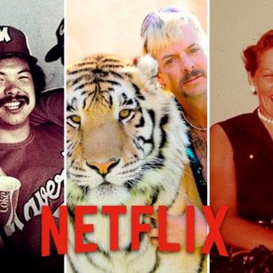 filmes e séries na Netflix