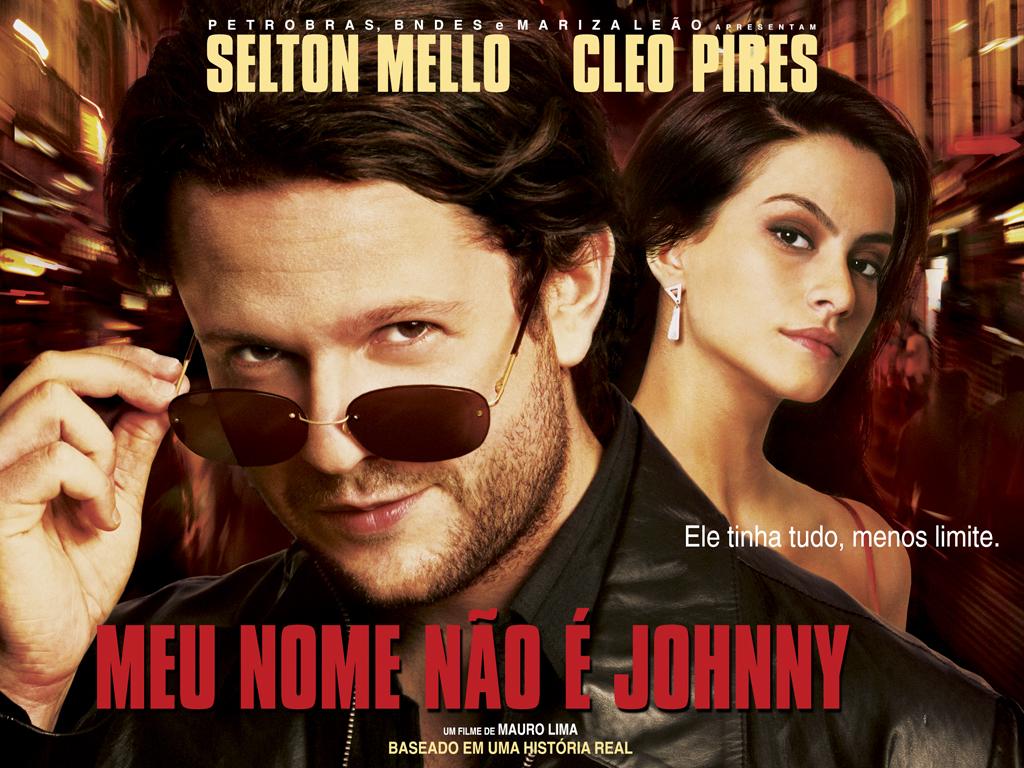 filme meu nome não é Johnny