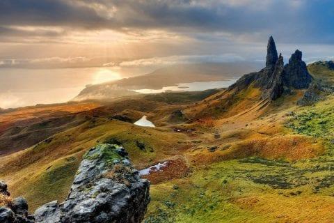 turismo Escócia
