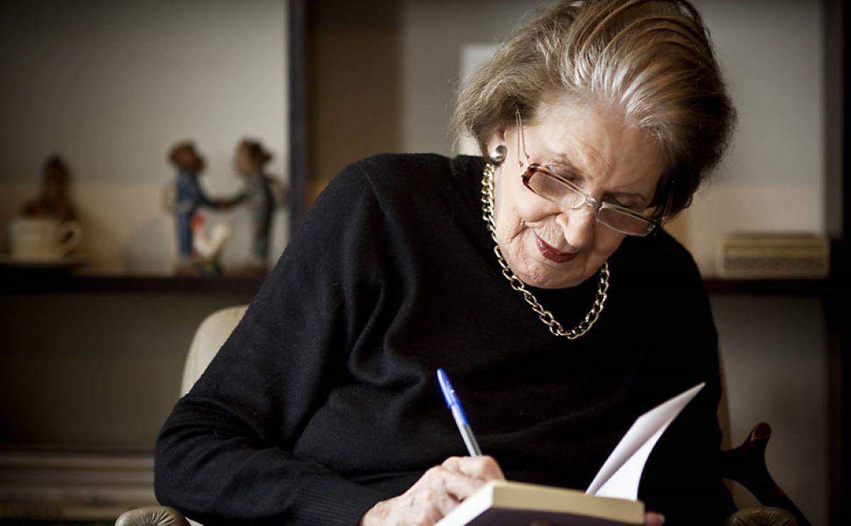 Lygia Fagundes Telles, a dama da literatura brasileira