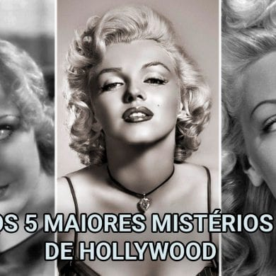 mistérios de Hollywood