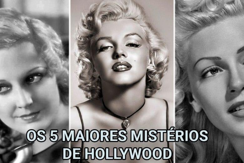 mistérios de Hollywood