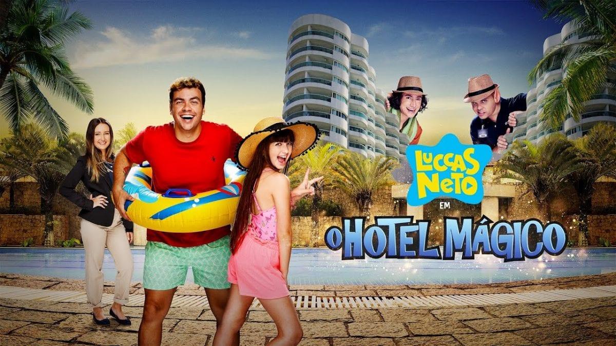 'O Hotel Mágico', filme de Luccas Neto é realmente para crianças?