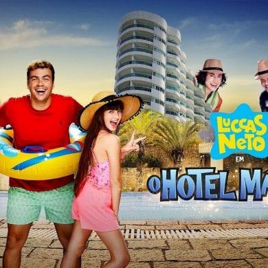 O Hotel Mágico, filme de Luccas Neto