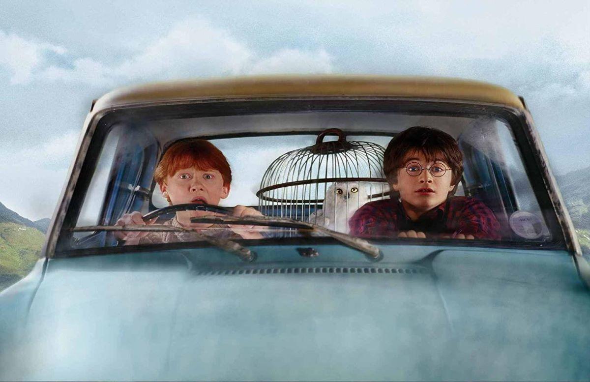 Harry Potter e a Câmara Secreta curiosidades