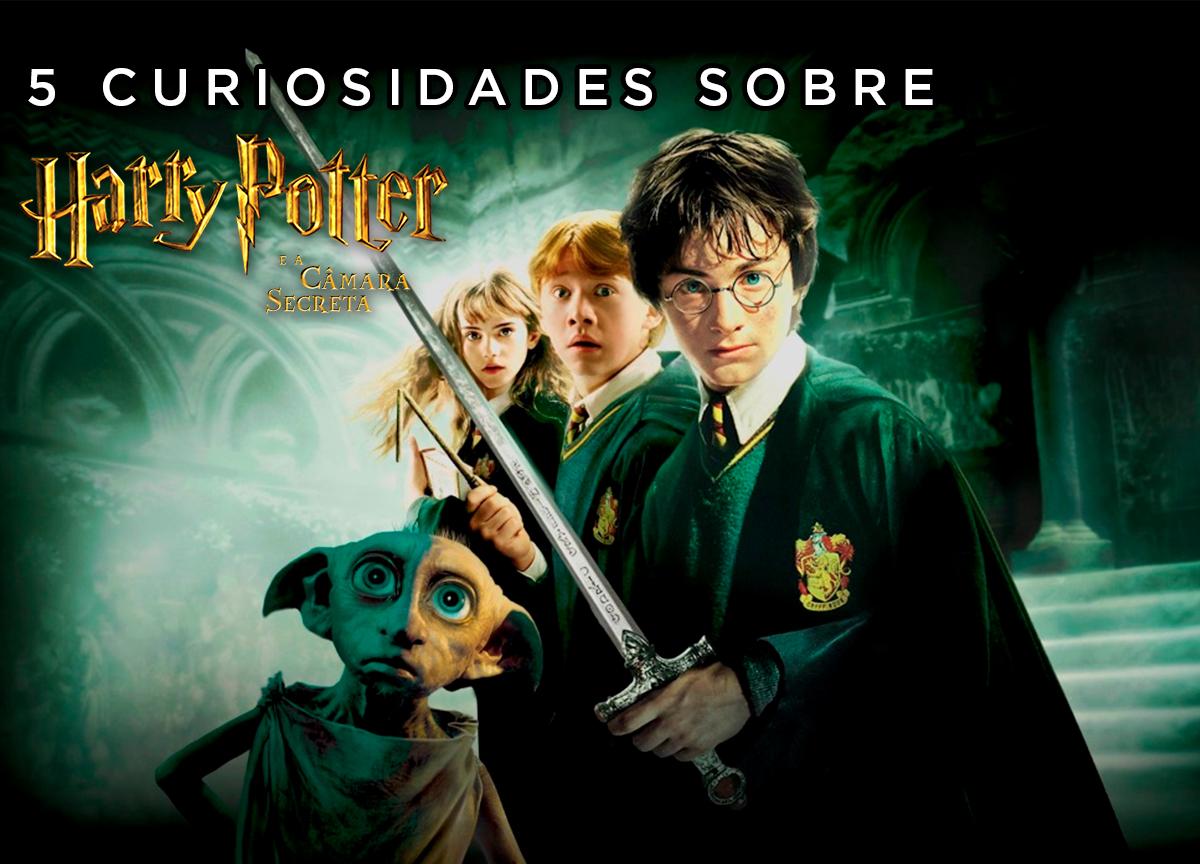 Veja 5 curiosidade sobre o filme 'Harry Potter e a Câmara Secreta'