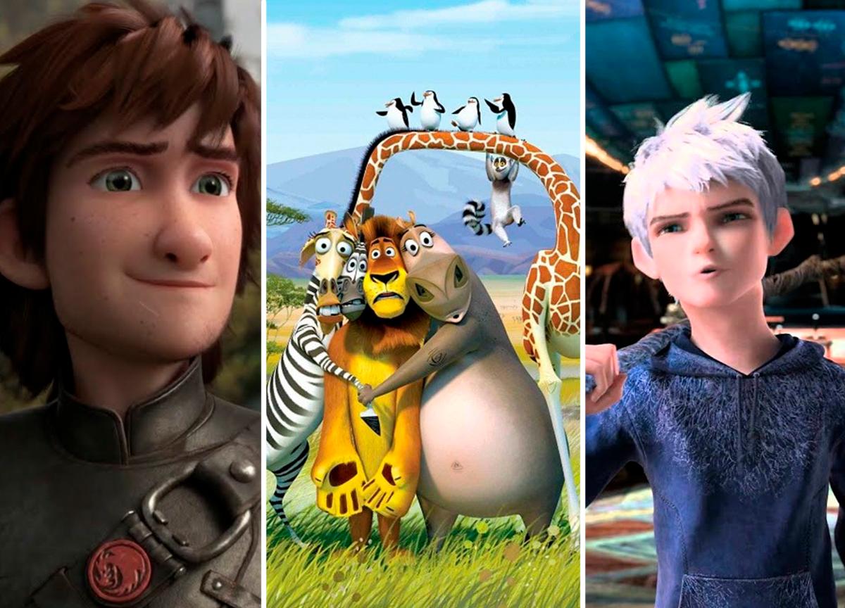 DreamWorks: Confira as 5 melhores animações de todos os tempos