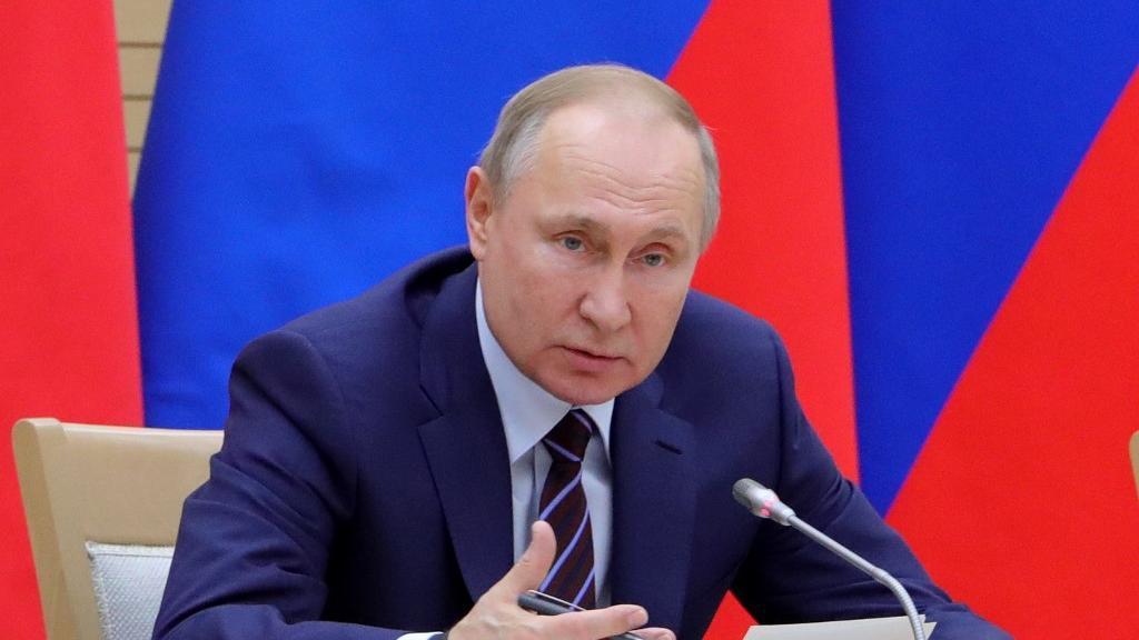 Putin afirma que Rússia já tem vacina contra o coronavírus