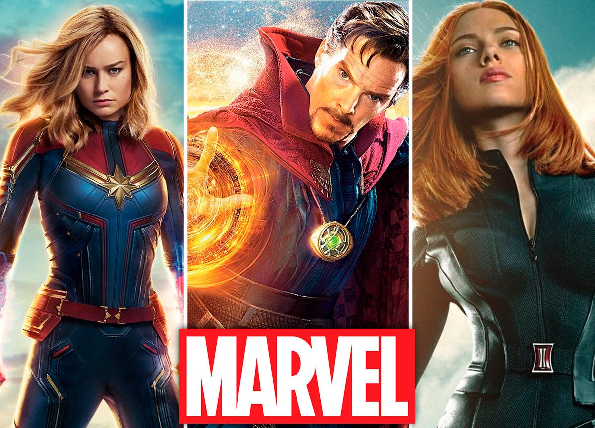 Confira todos os próximos lançamentos do Universo Marvel