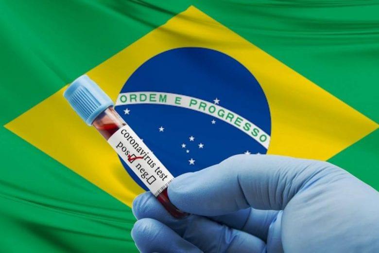 coronavírus no Brasil