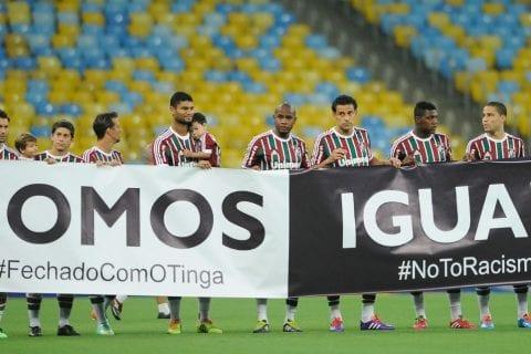 racismo no futebol