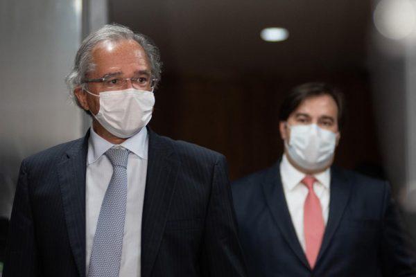 Secretários pedem demissão do Ministério da Economia