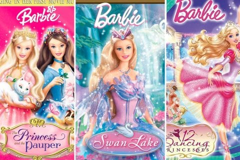 filmes da Barbie