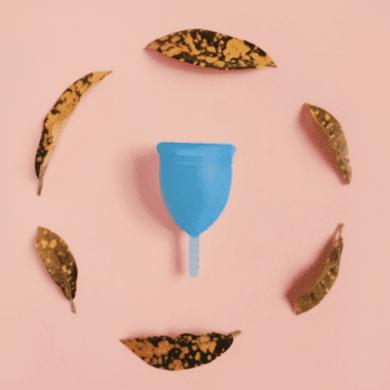 coletor menstrual