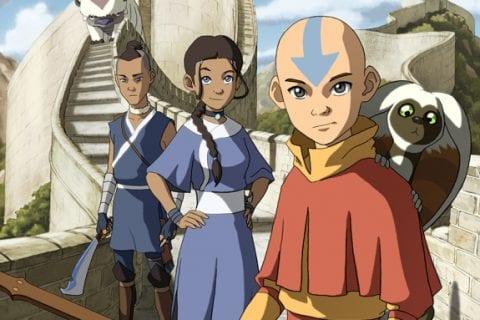 Diretores de animação de Avatar: a Lenda de Aang saem de projeto da Netflix. Foto: https://www.legiaodosherois.com.br/2019/avatar-a-lenda-de-aang-roteirista-da-serie-revela-que-uma-quarta-temporada-estava-nos-planos.html