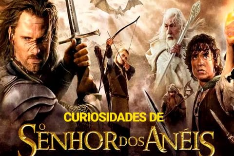 curiosidades O Senhor dos Anéis