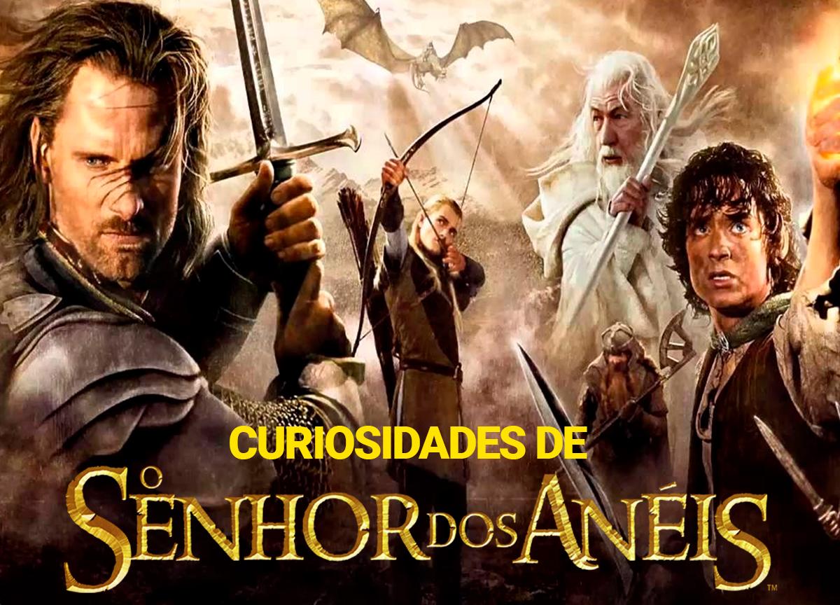 Veja 5 curiosidades sobre a trilogia de 'O Senhor dos Anéis'