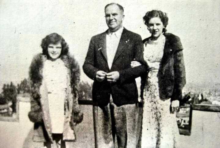 Judy e seus pais