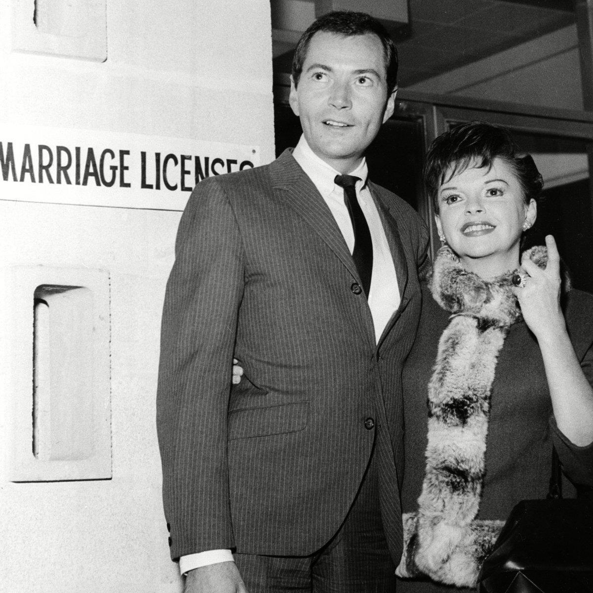 Judy e Mark Herron