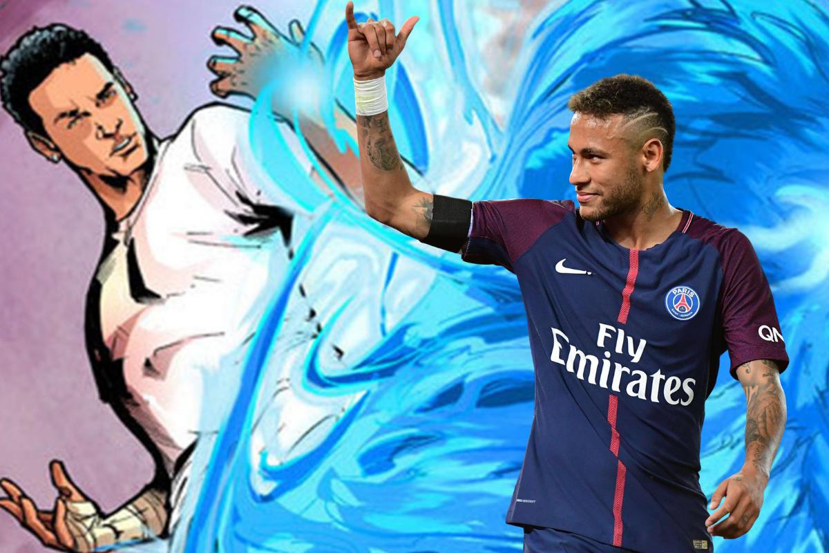 Na semifinal da Champions, Neymar Jr. lança episódio em quadrinhos
