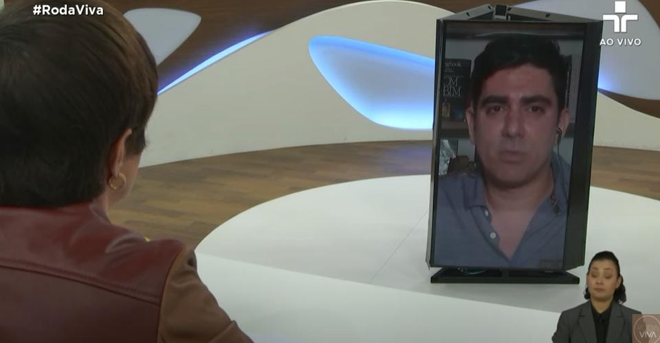 Marcelo Adnet gera debate depois de sua participação no 'Roda Viva'