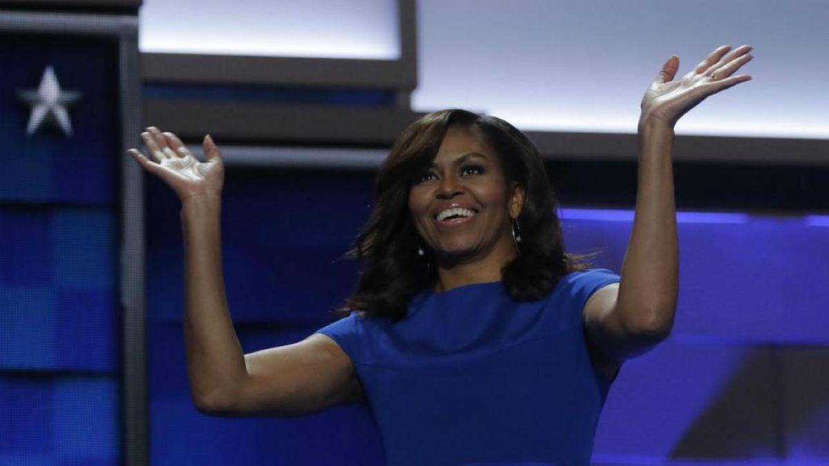 Michelle Obama afirma que Trump não é a escolha certa nessas eleições