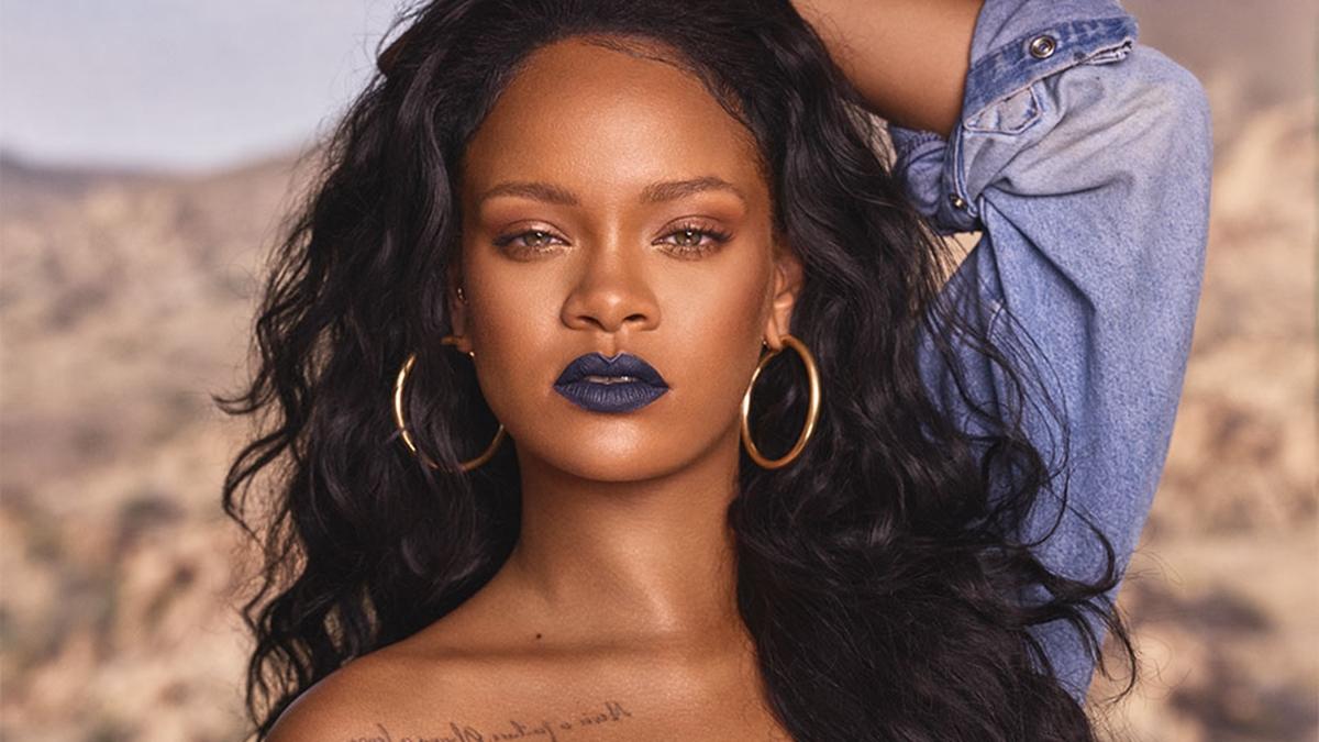 Pela Sephora, marca de maquiagem de Rihanna chega ao Brasil