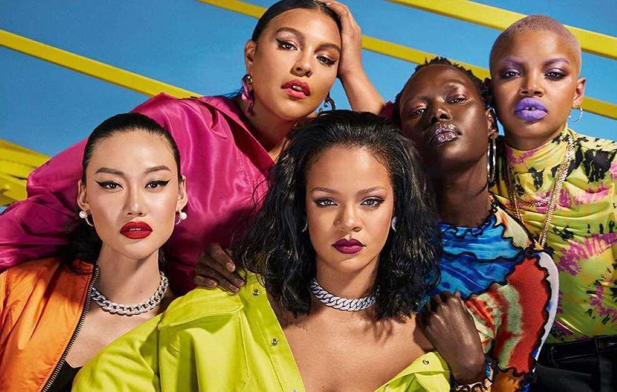 Fenty Beauty no Brasil: a polêmica por trás do lançamento brasileiro