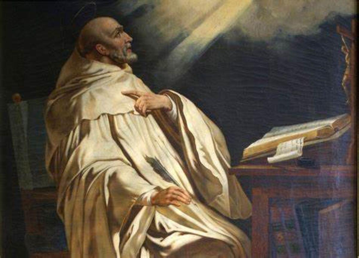 Memória de São Bernardo de Claraval: 20 de agosto