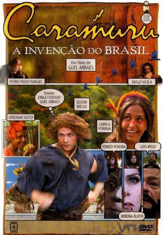 Caramuru – A Invenção do Brasil