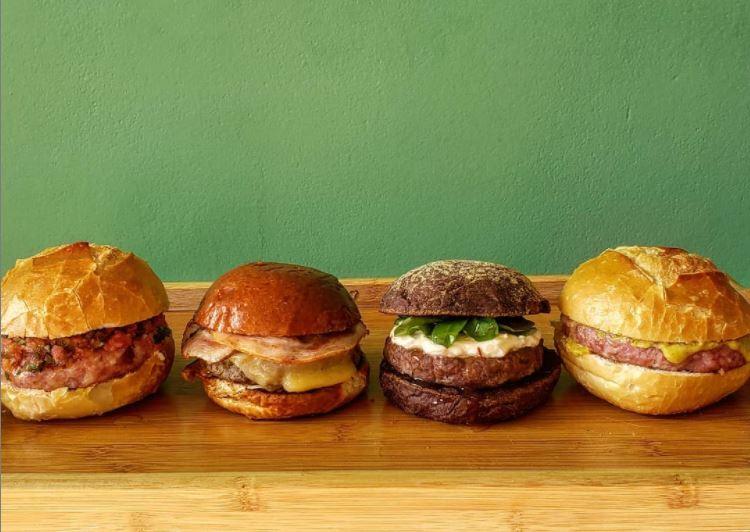 hamburguer carne