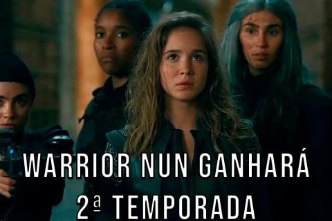 Warrior Nun renovada