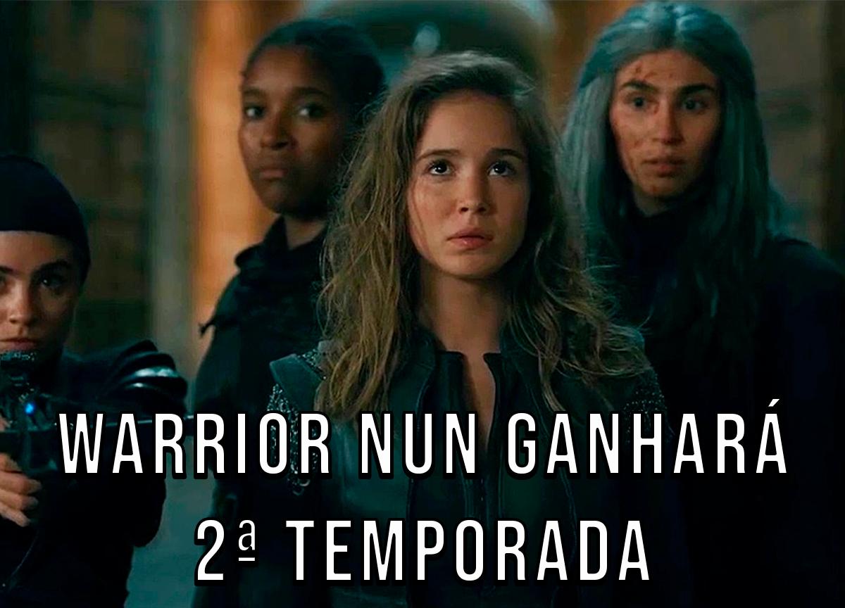 'Warrior Nun' ganhará segunda temporada após renovação pela Netflix