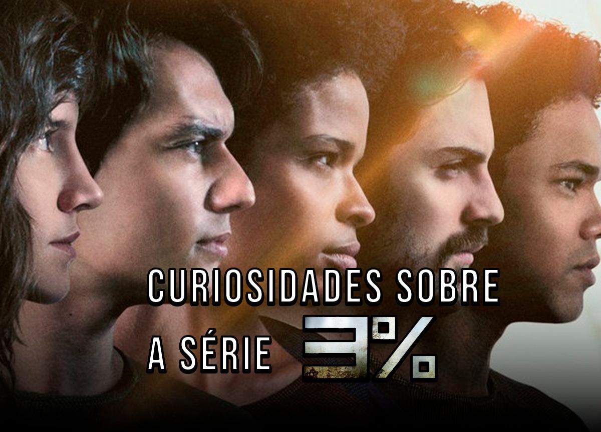 '3%': Conheça 4 curiosidades sobre a série brasileira da Netflix